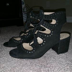 Shoes - Lace Up Heels